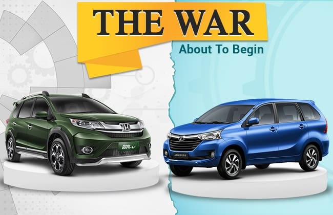 Honda BR-V or Toyota Avanza: Which one will glamorize your driveway?
