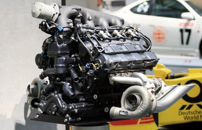 MEsin dengan turbocharger semakin populer