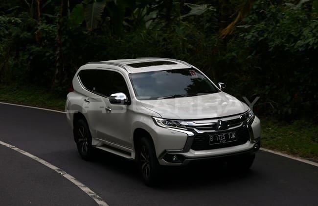 Jajal Keunggulan Mitsubishi Pajero Sport di Pulau Dewata (Bagian 2 - Habis)