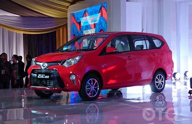 Toyota: MPV Masih Mendominasi Pasar Mobil Indonesia