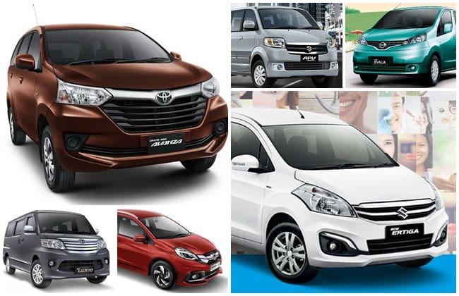 Perbandingan Biaya Perawatan Mobil Low MPV (Bagian 2 – 40.000 KM s/d Selesai)