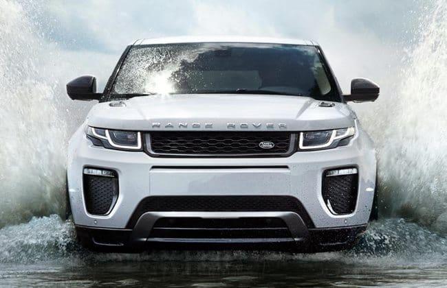 New Range Rover Evoque Diperkenalkan Jumat Esok