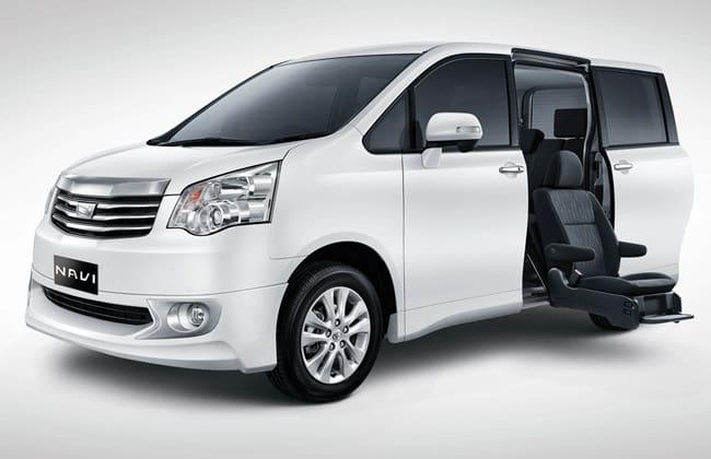 Toyota NAV1 Welcab Sudah Bisa Dibeli Seharga Rp 550 Juta