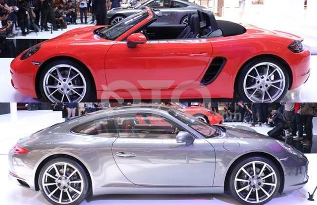 Porsche Luncurkan 911 Carrera dan 718 Boxster Di Indonesia