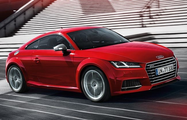 Audi Luncurkan TTS dan Pajang Line Up Lengkap di GIIAS