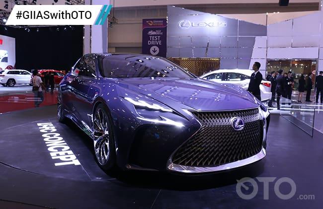 Tiga Model SUV Jadi Backbone Lexus di Indonesia