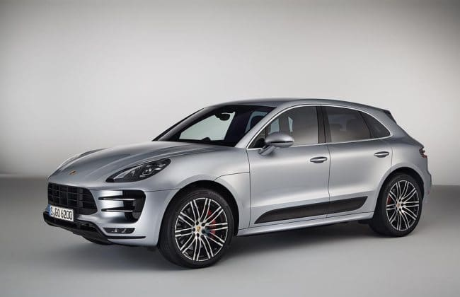 Porsche Macan Paling Sangar dengan Performance Package