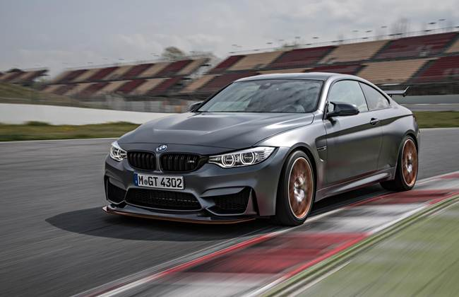 Water Injection System Milik BMW M4 GTS Akan Banyak Digunakan