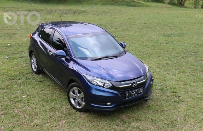 Honda HR-V 1.5L E CVT: Crossover Tepat Guna