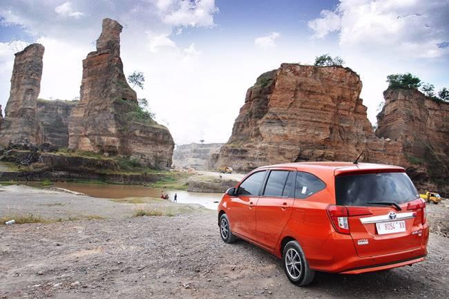 Toyota Calya LCGC Yang Paling Laku