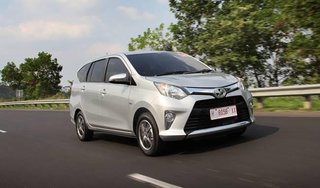 Toyota Calya G: Usaha Menaikkan Standar LCGC