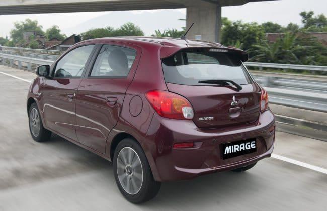 Mitsubishi New Mirage: Penyegaran Yang Sudah Semestinya
