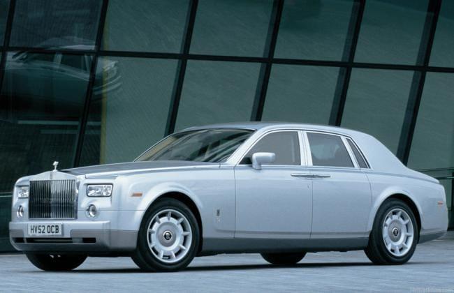 Rolls-Royce Phantom Akan Pensiun Akhir Tahun Ini