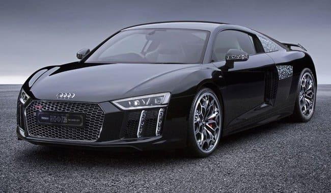 Audi Luncurkan R8 Spesial Game Final Fantasy XV