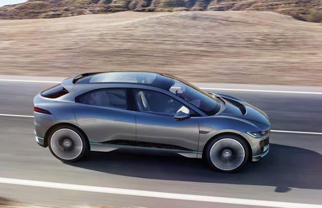 Jaguar I-Pace Tak Sabar Menanti Peluncurannya
