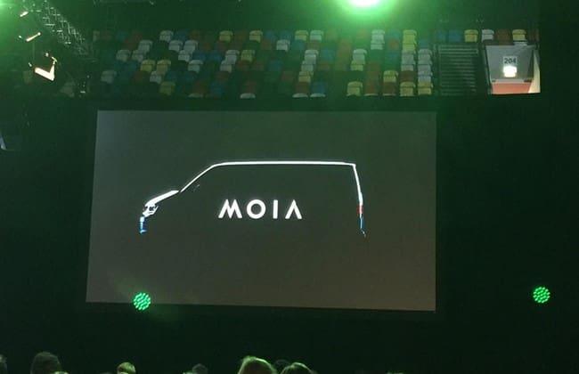 Saingi Uber, Volkswagen Dirikan Moia