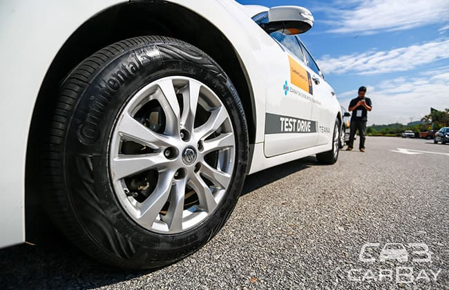 Tyre test: The brand-new Continental Generation 6 range