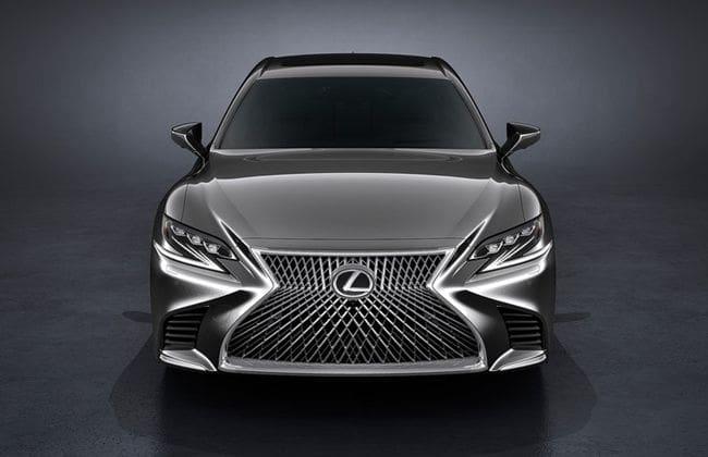Lexus LS Generasi Terbaru Debut di Detroit