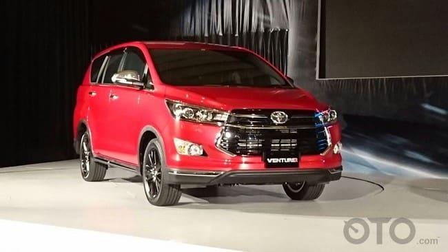 Toyota Innova Venturer, Kijang Termahal Dapat Apa Saja?
