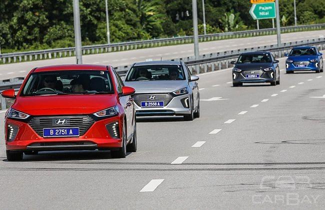 Hyundai Ioniq Hybrid: Test Drive Review