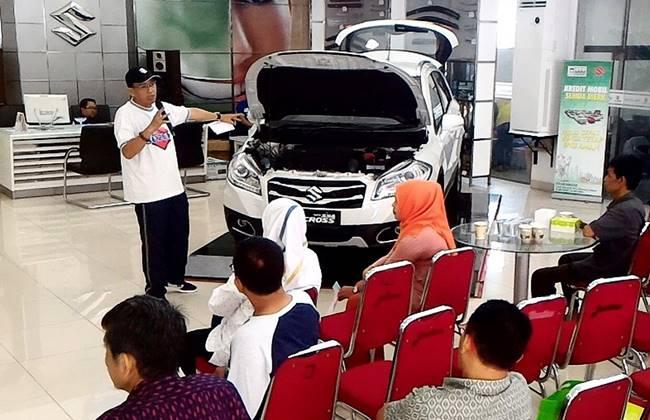 Program Service Gratis Suzuki Hasilkan Penjualan 10 Unit SX4 S-Cross