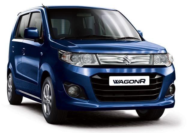 Suzuki Wagon R Varian Baru Meluncur di India