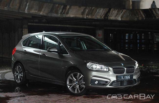 BMW 218i: Road Test