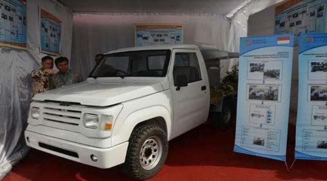 GIIAS 2018: TKDN Berhasil Capai 70%, Kendaraan Desa Siap Meluncur
