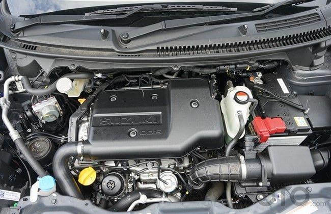 mesin D13A