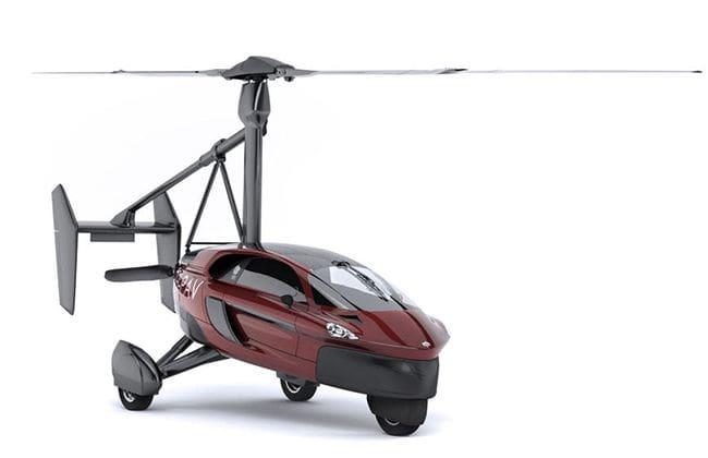 Mobil Terbang Komersial Pertama Mulai Dijual