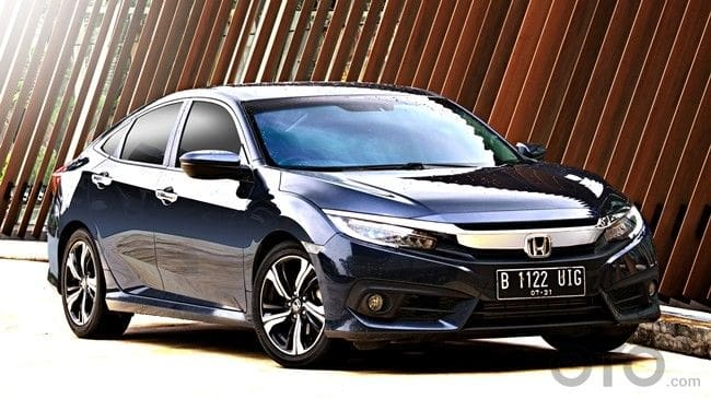 Honda All New Civic Turbo: Karakter Sporty Mendominasi