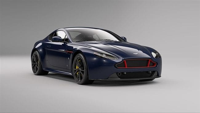 Aston Martin Luncurkan Vantage S Red Bull Racing Edition