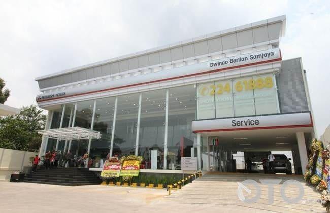 Mitsubishi Mempersiapkan Jaringan Dukung Penjualan XM Concept