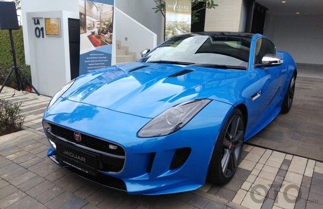 Jaguar Indonesia Luncurkan F-Type British Design Edition