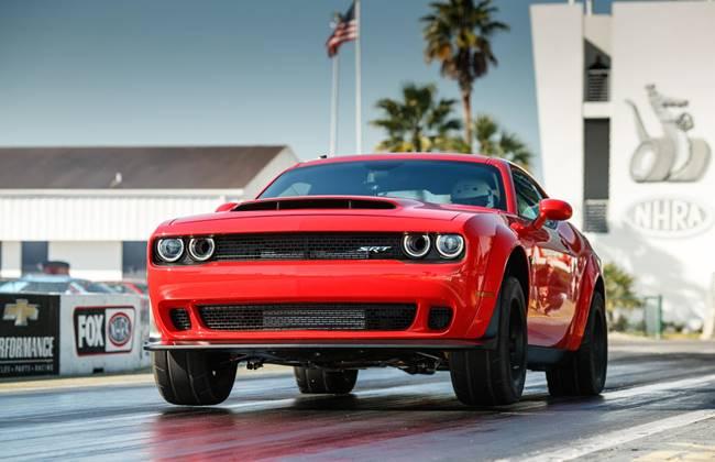 Dodge Challenger SRT Demon: Mobil Masal Dengan Akselerasi Tercepat Saat Ini