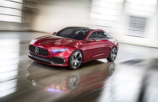 Mercedes-Benz A-Class Sedan, Calon Pengganti CLA