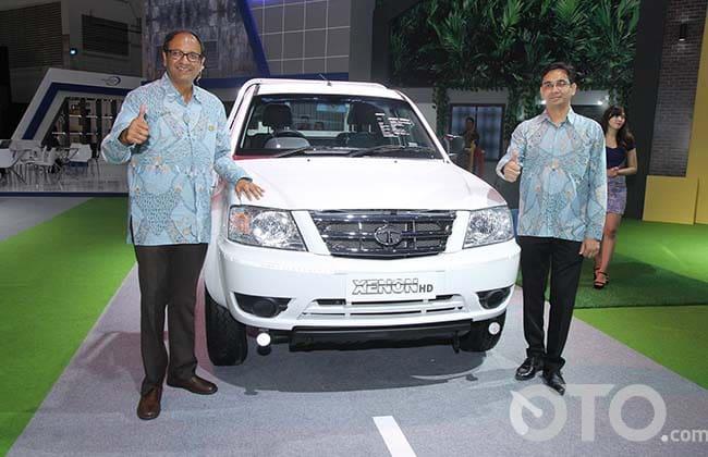 IIMS 2017: Tata Motors Perkenalkan Dua Varian Baru