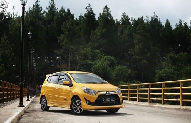 Test Drive Toyota Agya 1.2 (Part 2): Nanjaknya Makin OK