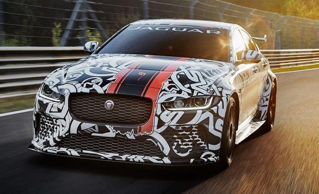 Jaguar XE SV Project 8, Sedan Bertenaga Buas Berstatus Terbatas