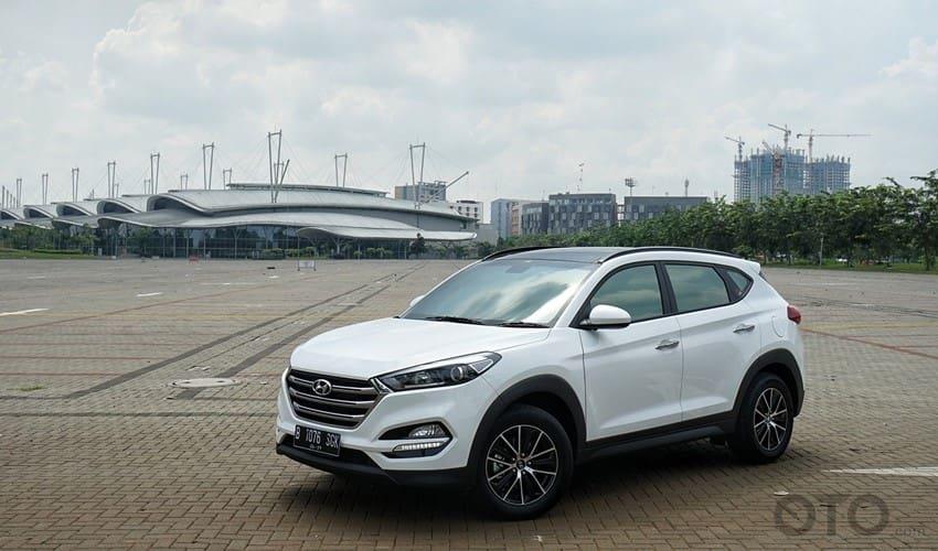 Hyundai Tucson XG CRDi: Mesin Tangguh Penegas Jati Diri