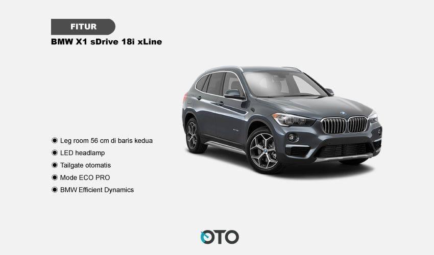 fitur BMW X1