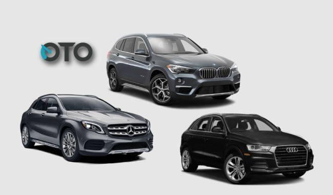 Mercedes-Benz GLA vs BMW X1 vs Audi Q3, Adu Gengsi SUV Entry Level Asal Jerman