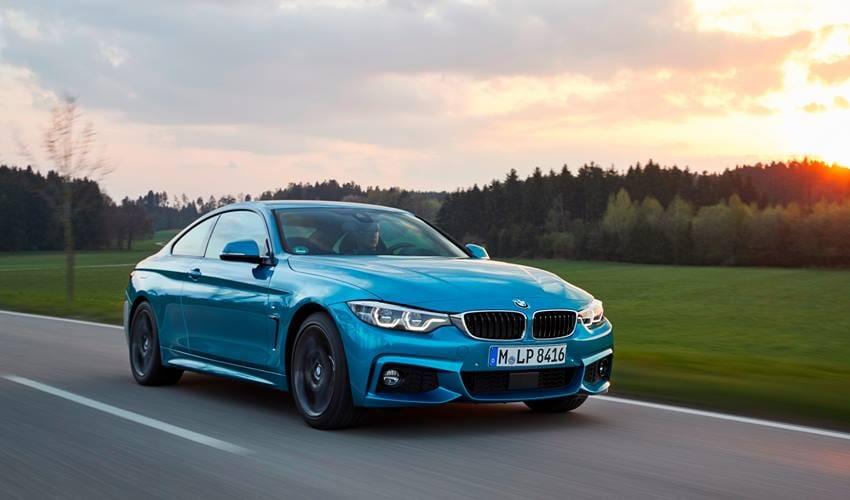 Keluarga Baru BMW 4-Series Mulai Dijual