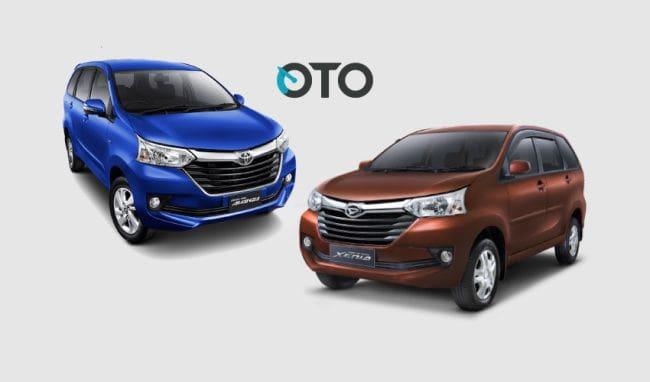 Pilih Mana, Beli Toyota Avanza Atau Daihatsu Xenia?