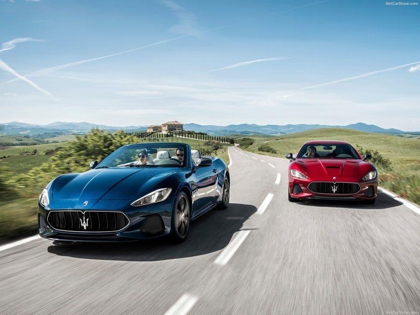 Maserati Mengganti Wajah GranTurismo