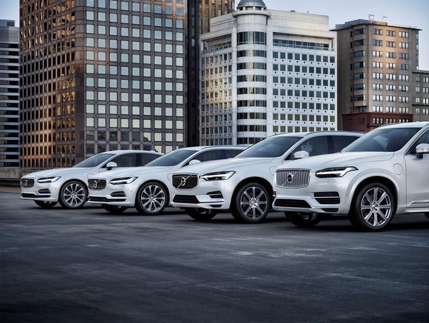 Pengumuman! Mulai 2019 Volvo Hanya Produksi Mobil Hybrid
