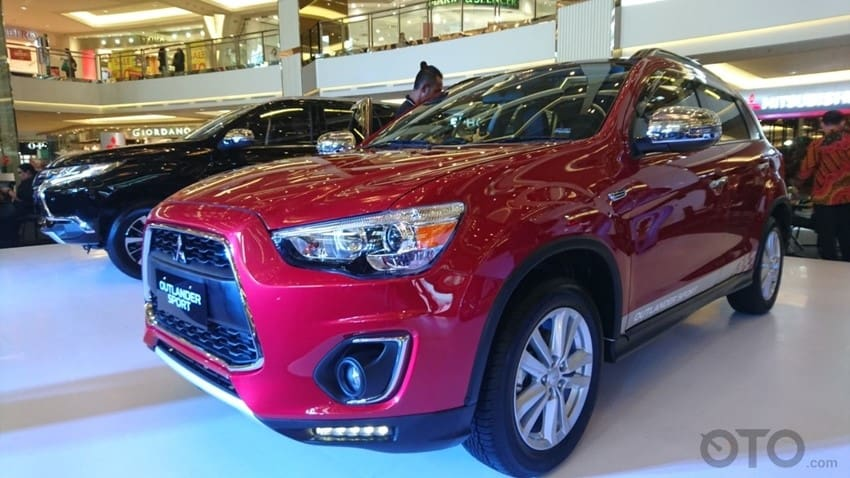 Stop Jualan Mirage dan Outlander Sport, Mitsubishi Siapkan Mobil Listrik
