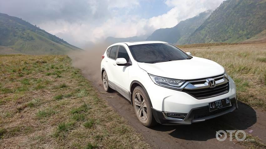 Honda All New CR-V Turbo Part II: Menggali Potensi