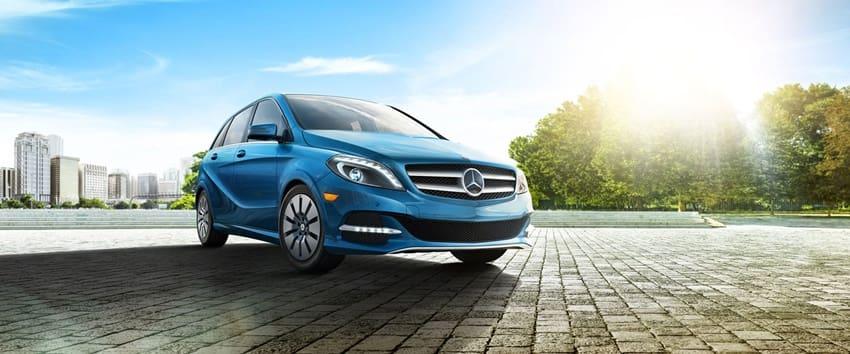 Selamat Tinggal Mercedes-Benz B-Class Electric