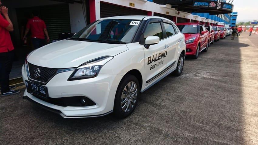 Suzuki Baleno hatchback 2017